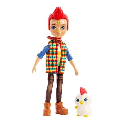 "Кукла Enchantimals Петушок Редвард (GJX39) купить в магазине ""Пустун"""