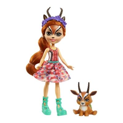 """Кукла Enchantimals Газель Габриэлла (GTM26) купить в магазине """"Пустун"""""""