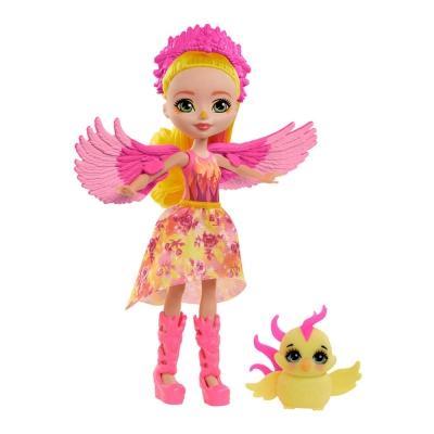 "Кукла Enchantimals Феникс Фалон (GYJ04) купить в магазине ""Пустун"""