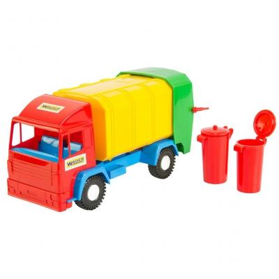 """Мусоровоз TIGRES Mini truck (39211) купить в магазине """"Пустун"""""""