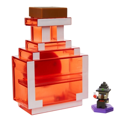 "Контейнер Minecraft для мини-фигурок «Minecraft Earth» (GKT45) купить в магазине ""Пустун"""