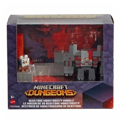 """Игровой набор Minecraft Мини-бой серии Dungeons (GNF12) купить в магазине """"Пустун"""""""