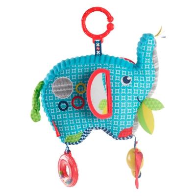 """Мягкая игрушка-подвеска Fisher-Price Слоненок (FDC58) купить в магазине """"Пустун"""""""