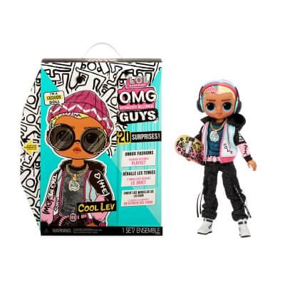 """Игровой набор с куклой L.O.L. SURPRISE! серии O.M.G. Guys  Бойфренд (576716) купить в магазине """"Пустун"""""""