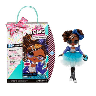 """Игровой набор с куклой L.O.L. SURPRISE! серии O.M.G. – Именинница (576365) купить в магазине """"Пустун"""""""