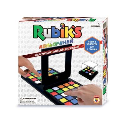 """Головоломка RUBIKS – Цветнашки (72116) купить в магазине """"Пустун"""""""