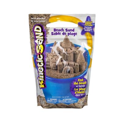 """Песок для детского творчества Kinetic Sand  Kinetic Rock BEACH (71435) купить в магазине """"Пустун"""""""