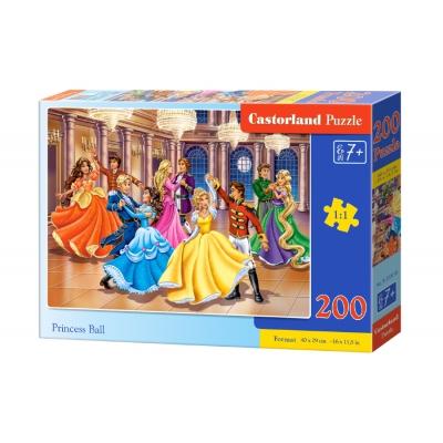 """Пазлы Бал принцесс 200 элементов купить в магазине """"Пустун"""""""