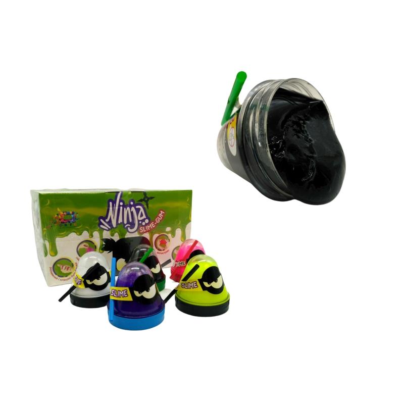 "Лизун-антистресс Mr. Boo: Ninja купить в магазине ""Пустун"""