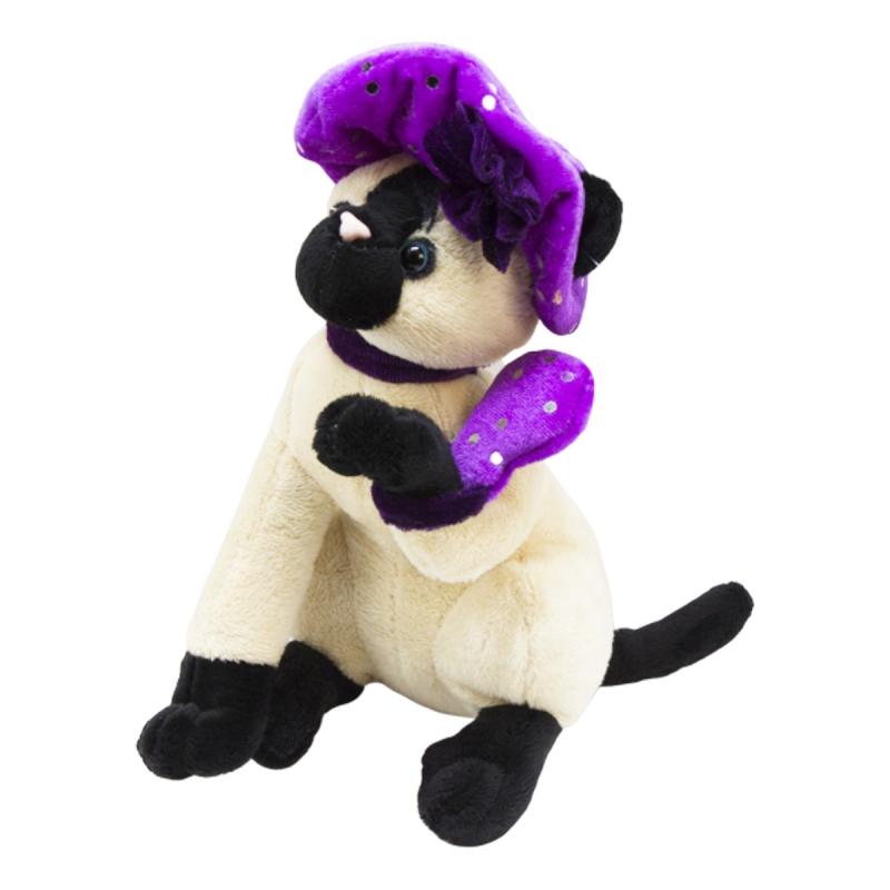 """Мягкая игрушка Сиамская кошка купить в магазине """"Пустун"""""""
