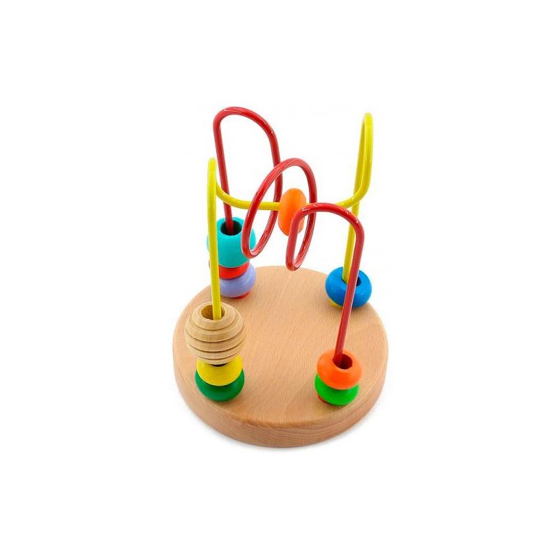 """Деревянный лабиринт МДИ для детей (Д192) купить в магазине """"Пустун"""""""