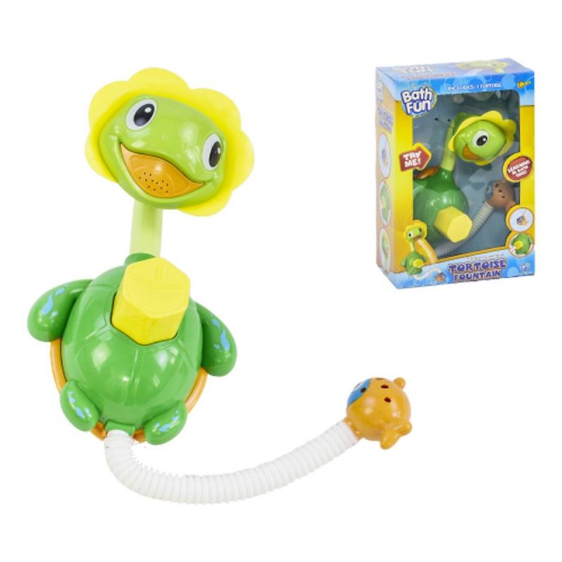 """Игрушка для ванной """"Черепашка"""" 9910 купить в магазине """"Пустун"""""""