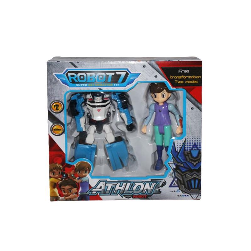 """Трансформер """"Athlon Robot"""", вид 5 Q1916 купить в магазине """"Пустун"""""""