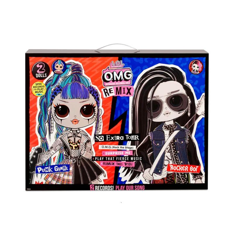"""Игровой набор с двумя куклами l.o.l. Surprise! дуэт (567288) купить в магазине """"Пустун"""" Фото 5"""
