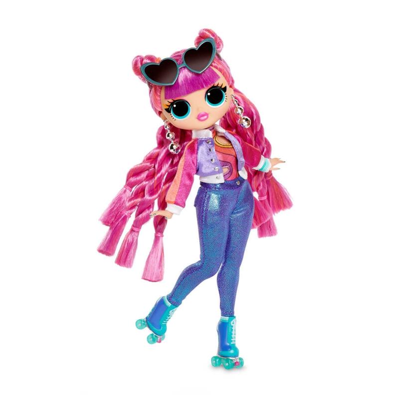 "Кукла l.o.l. Surprise! диско-скейтер с аксессуарами (567196) купить в магазине ""Пустун"" Фото 2"