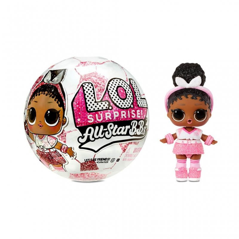 "Кукла l.o.l. Surprise! футболистки (572671) купить в магазине ""Пустун"""