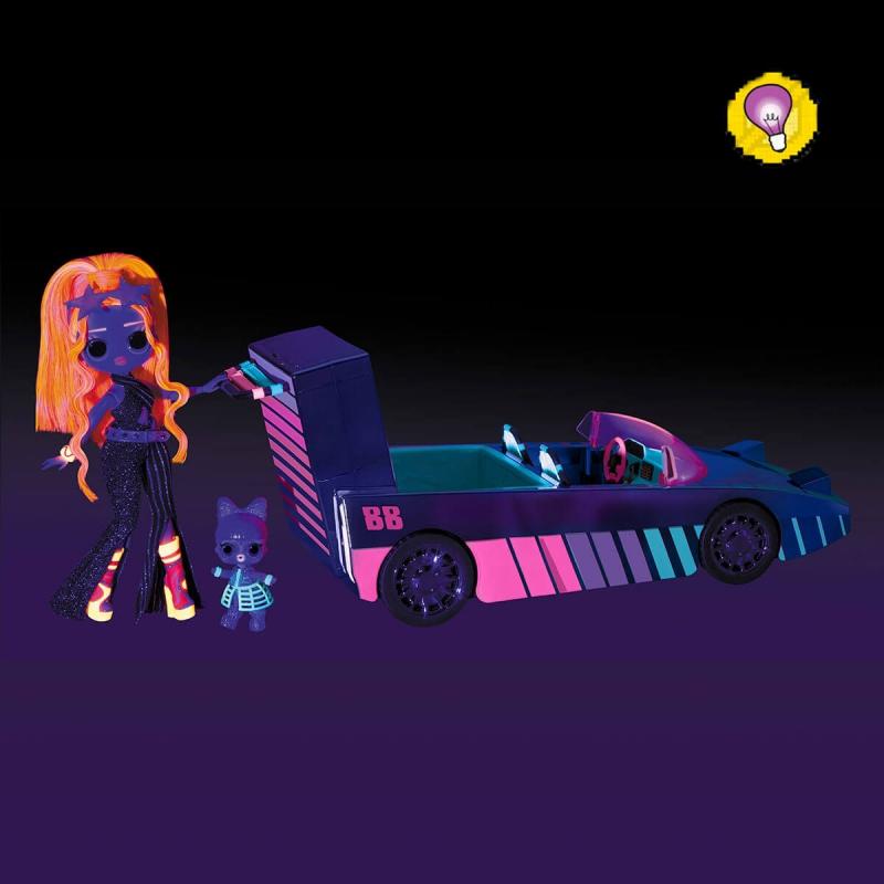 """Кукла l.o.l. Surprise! кабриолет (117933) купить в магазине """"Пустун"""" Фото 17"""