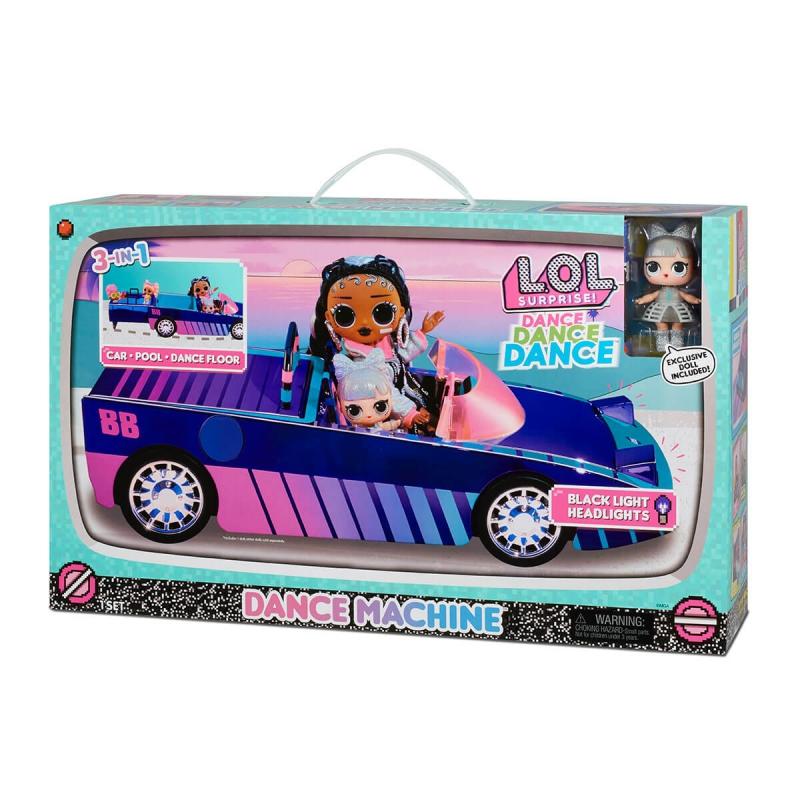 """Кукла l.o.l. Surprise! кабриолет (117933) купить в магазине """"Пустун"""" Фото 20"""