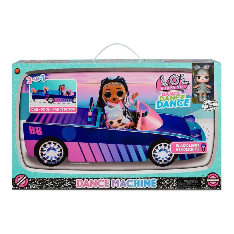 """Кукла l.o.l. Surprise! кабриолет (117933) купить в магазине """"Пустун"""" Фото 21"""