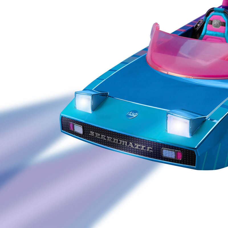 """Кукла l.o.l. Surprise! кабриолет (117933) купить в магазине """"Пустун"""" Фото 6"""