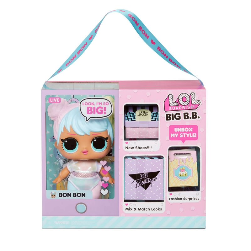 "Кукла l.o.l. Surprise! бон-бон (573050) купить в магазине ""Пустун"" Фото 11"