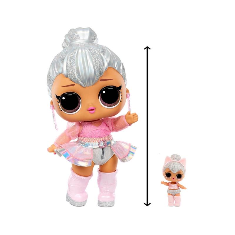 """Игровой набор с мега-куклой l.o.l. Surprise! королева китти (573074) купить в магазине """"Пустун"""" Фото 8"""