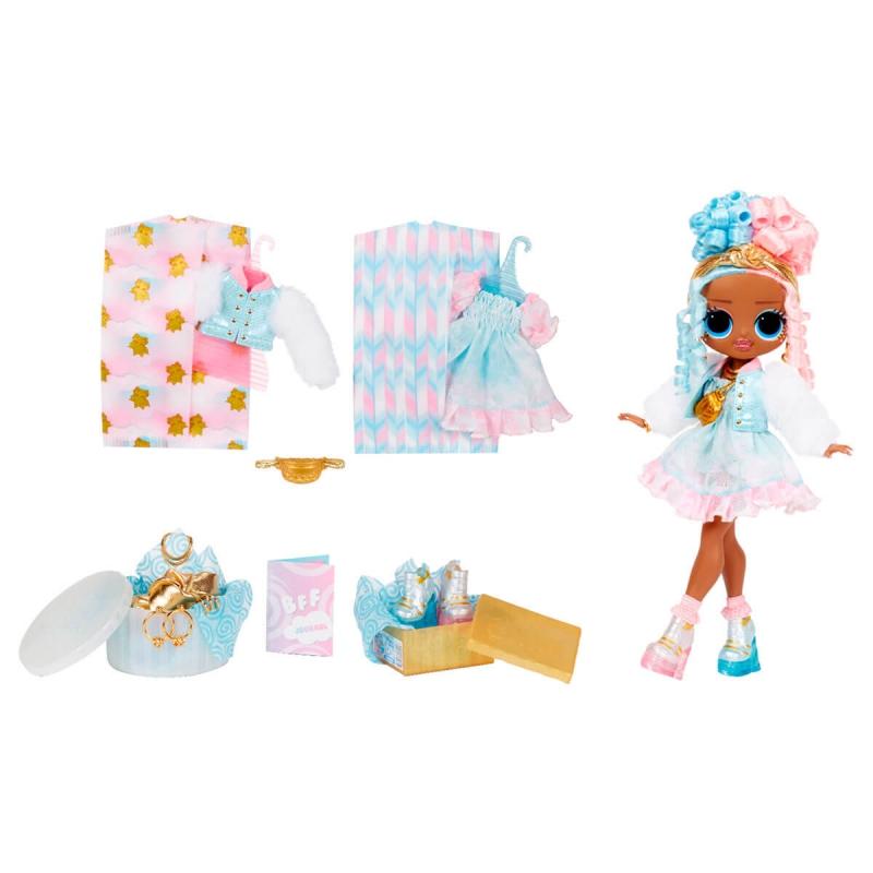 """Игровой набор с куклой L.O.L. Surprise! серии O.M.G. S4 – Леди-Конфетка (572763) купить в магазине """"Пустун"""" Фото 5"""