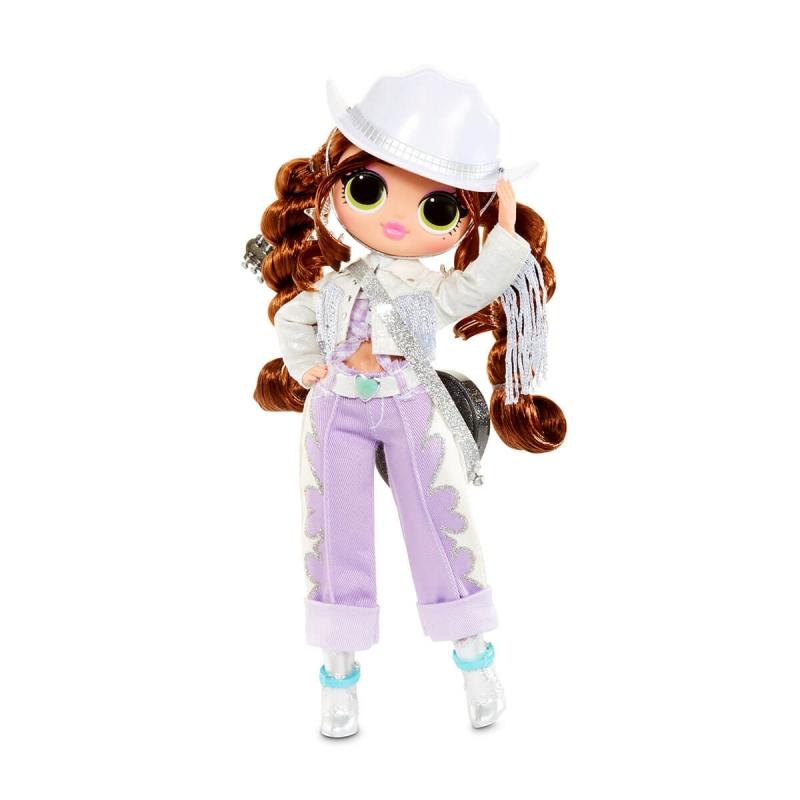 """Игровой набор с куклой L.O.L. Surprise! серии O.M.G. Remix  Леди-Кантри (567233) купить в магазине """"Пустун"""" Фото 2"""