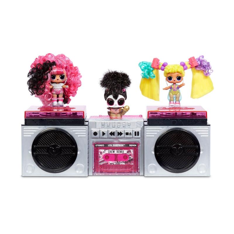 """Игровой набор L.O.L SURPRISE! W1 серии Remix  Мой любимец (567073) купить в магазине """"Пустун"""" Фото 11"""