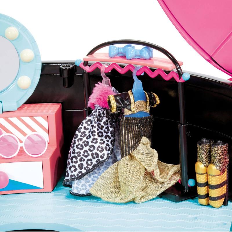 """Игровой набор с куклой L.O.L. Surprise! серии J.K.  Салон красоты (571322) купить в магазине """"Пустун"""" Фото 4"""
