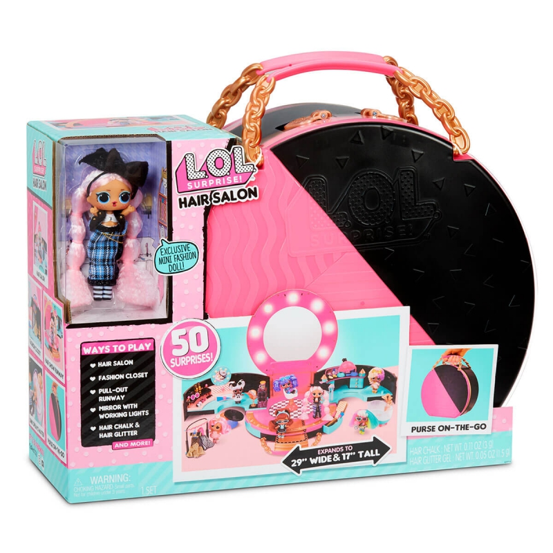 """Игровой набор с куклой L.O.L. Surprise! серии J.K.  Салон красоты (571322) купить в магазине """"Пустун"""" Фото 9"""