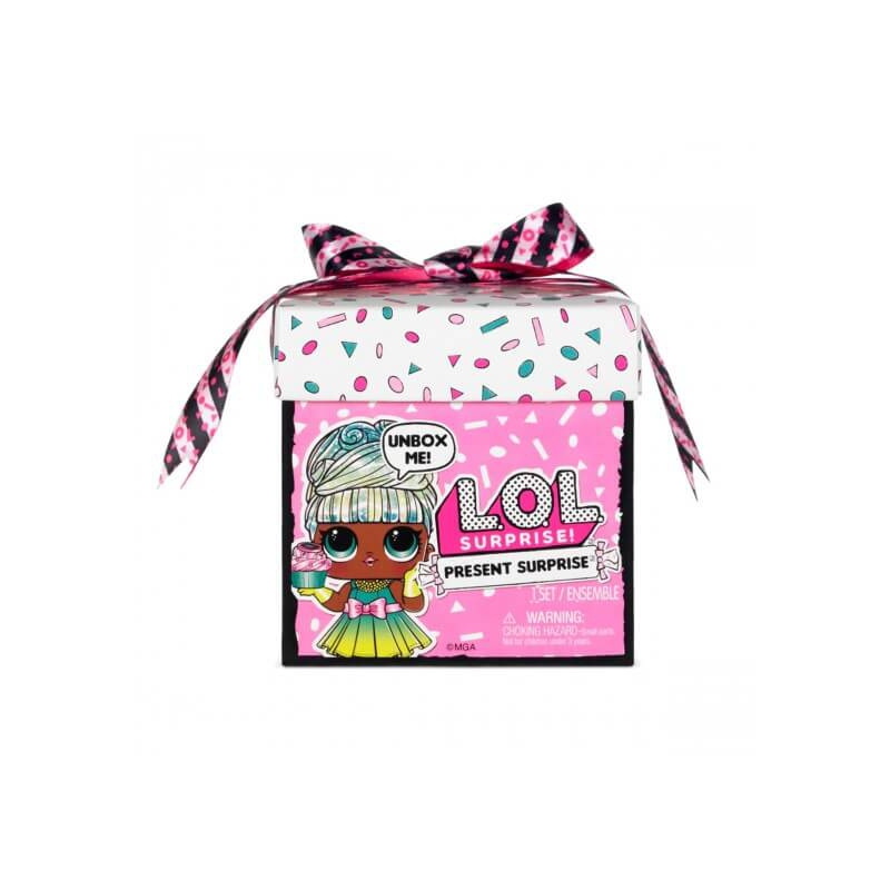 """Игровой набор с куклой L.O.L. Surprise! серии Present Surprise  Подарок (570660) купить в магазине """"Пустун"""""""