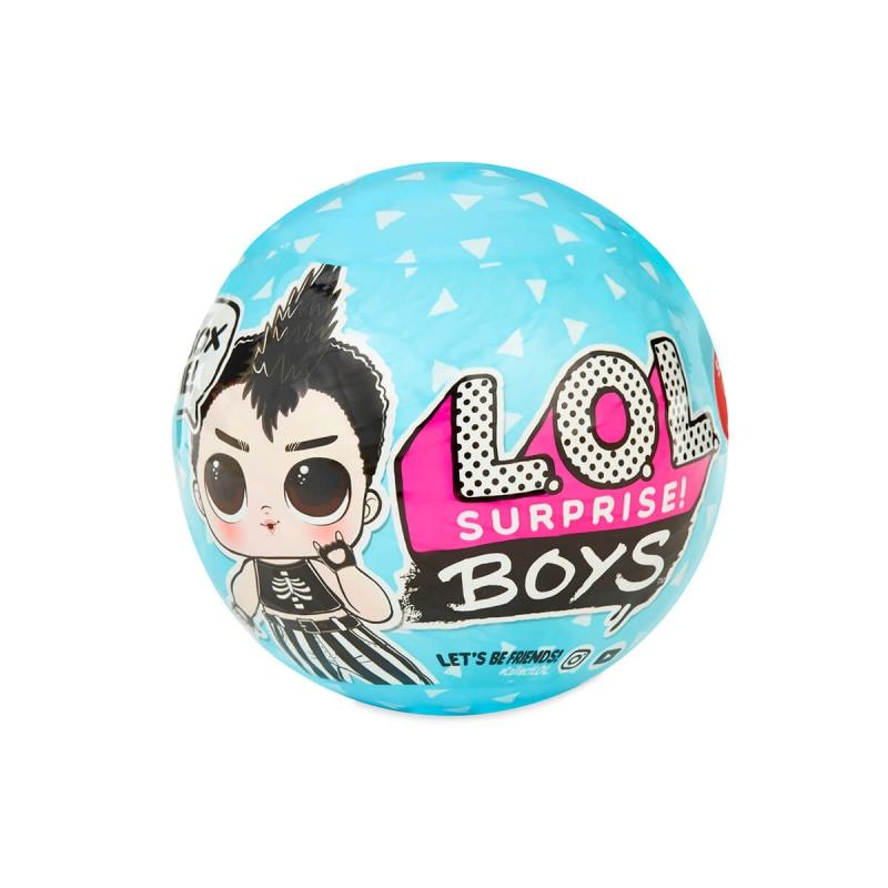 """Игровой Набор С Куклой L.O.L. Surprise!  Мальчики (561699) купить в магазине """"Пустун"""""""