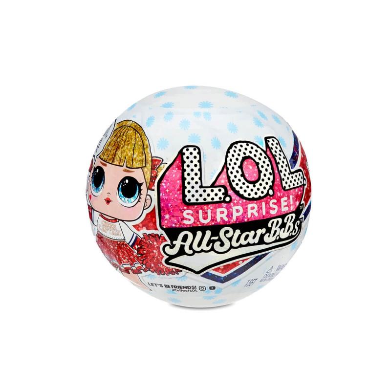 """Игровой набор с куклой L.O.L. Surprise!  Спортивная команда W2 (570363-W2) купить в магазине """"Пустун"""""""