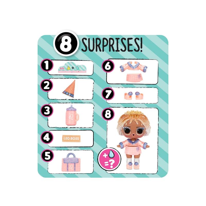 """Игровой набор с куклой L.O.L. Surprise!  Подарок S2 (572824) купить в магазине """"Пустун"""" Фото 7"""