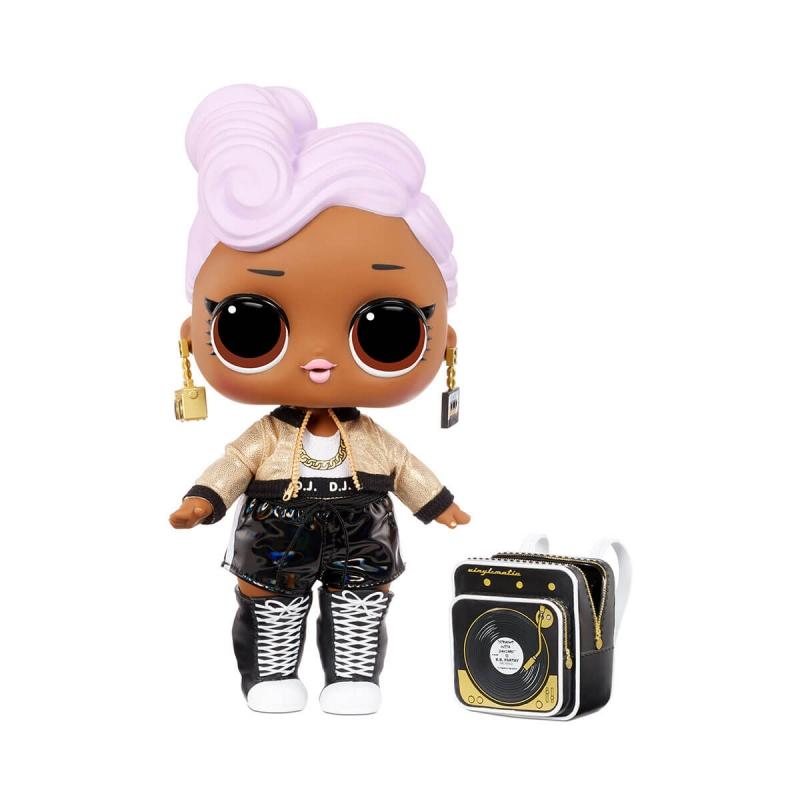 """Набор с мега-куклой L.O.L. Surprise! серии Big B.B.Doll – Диджей (573067) купить в магазине """"Пустун"""""""