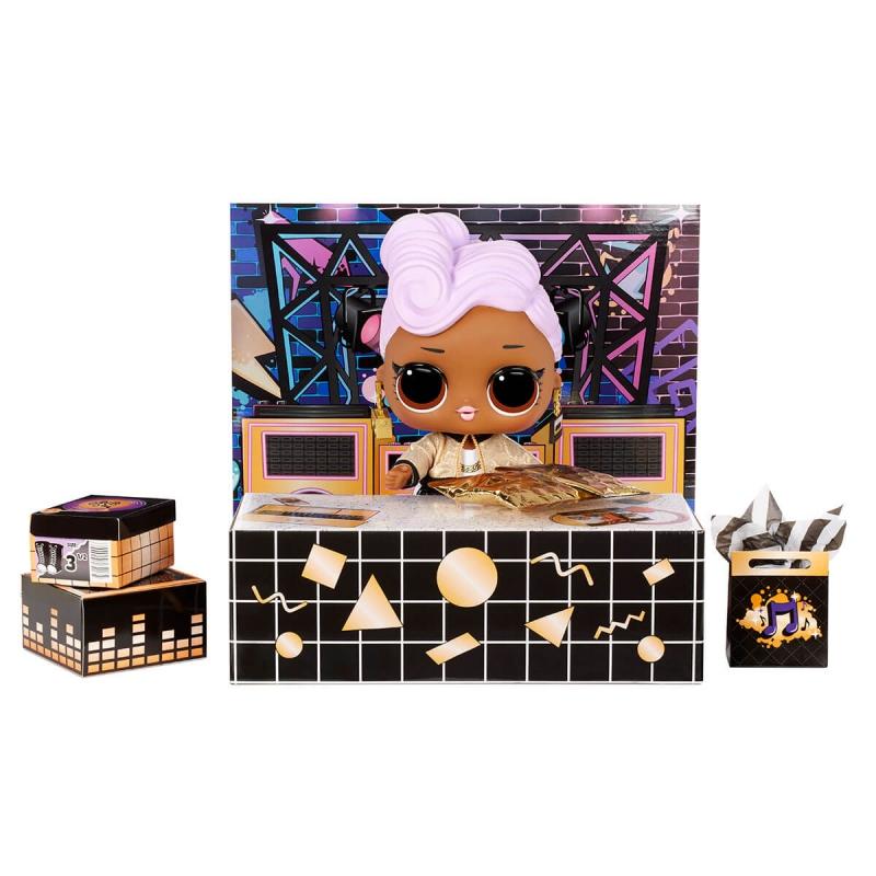 """Набор с мега-куклой L.O.L. Surprise! серии Big B.B.Doll – Диджей (573067) купить в магазине """"Пустун"""" Фото 3"""