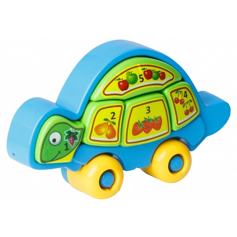 """Игрушка развивающая TIGRES Умная черепаха (39201) купить в магазине """"Пустун"""""""